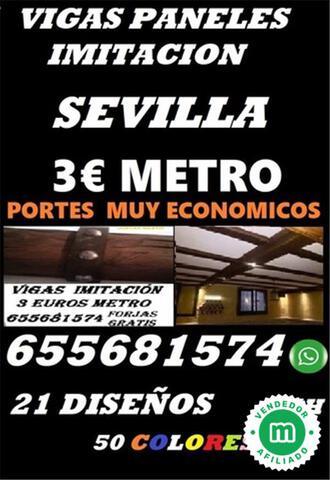 Vigas Imitación Sevilla 655681574