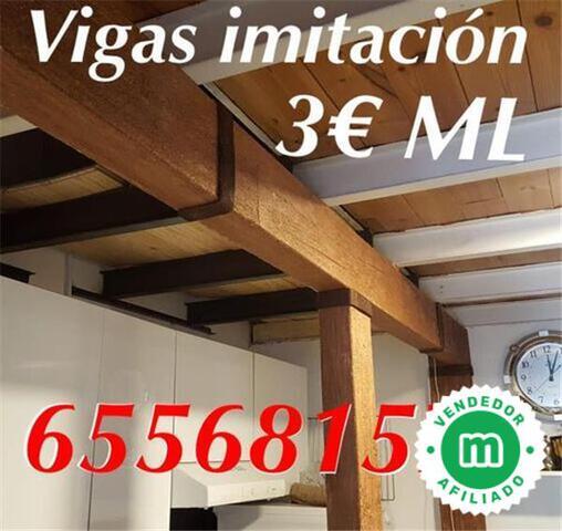 Vigas Imitación Para Toda España Fabrica