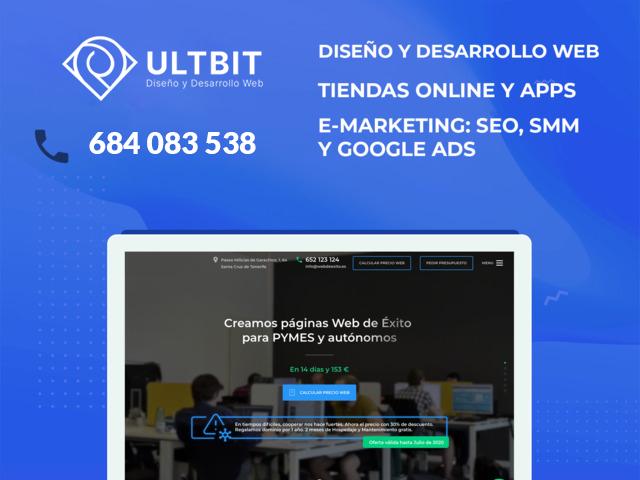 DESARROLLO WEB Y APP AL MEJOR PRECIO - foto 2