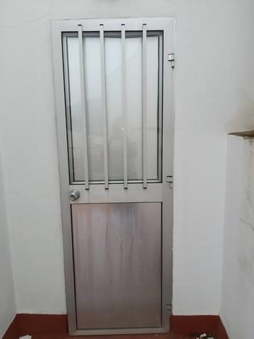 Ventanas Y Puertas De Aluminio.