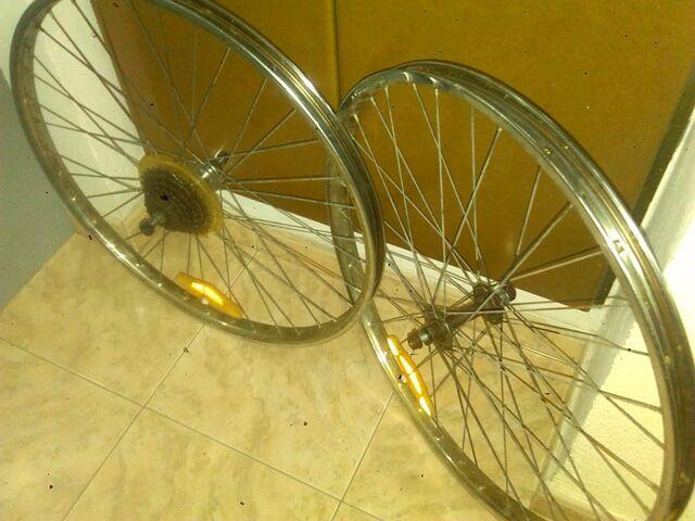 Llantas De Bicicleta 26