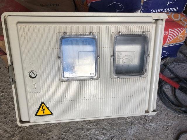 Caja Cuadro Electrico
