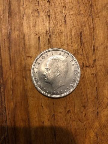 Moneda 50 Pesetas Mundial 82 / *81