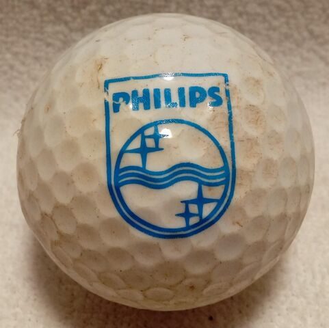 PELOTA DE GOLF PHILIPS - foto 1