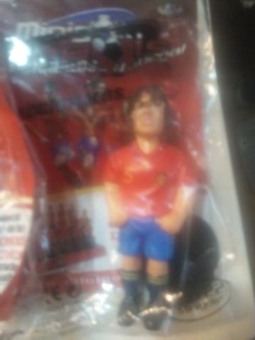 Muñecos Mundial Futbol Sudáfrica 2010