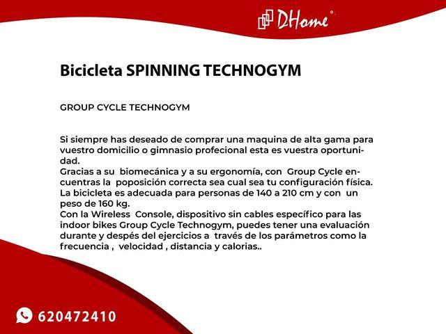 SPINNING TECHNOGYM - foto 3