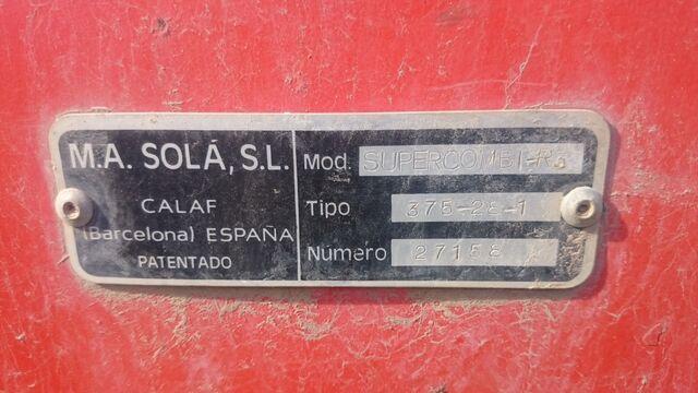 SEMBRADORA SOLA - foto 4