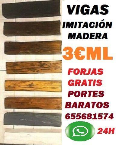 Vigas Imitación Madera Caceres 655681574