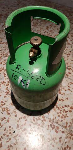 Botella De Gas Refrigerante R-422D