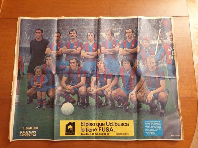 Poster Barça