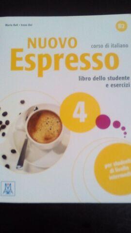 NUOVO ESPRESSO 4 - LIBRO DE ITALIANO - foto 1