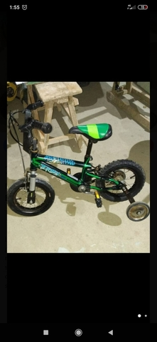Bicicleta Para Niño/ A