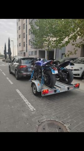 REMOLQUE DE MOTOS - foto 1