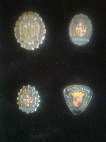 Insiginias Policia Local