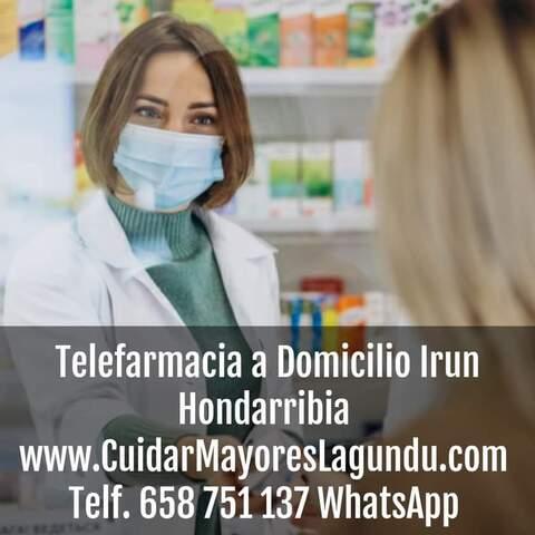 TELEFARMACIA DOMICILIO IRUN HONDARRIBIA - foto 2