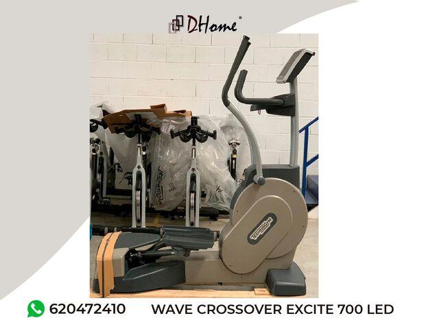 WAVE CROSSOVER EXCITE 700 LED TECHNOGYM - foto 1