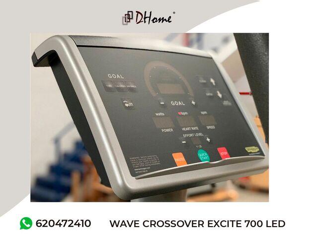 WAVE CROSSOVER EXCITE 700 LED TECHNOGYM - foto 2