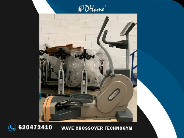 WAVE CROSSOVER EXCITE 700 LED TECHNOGYM - foto 1