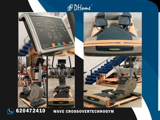 WAVE CROSSOVER EXCITE 700 LED TECHNOGYM - foto 2