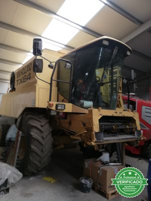 NEW HOLLAND TX64 - foto 1