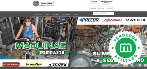 MAQUINAS GIMNASIO,  CINTAS DE CORRER - foto 2