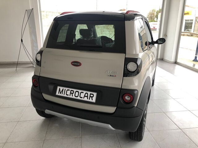 MICROCAR - MGO 6 RED LINE X DCI A/AC - foto 3