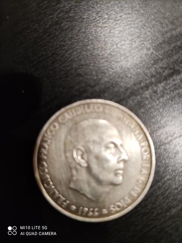 Moneda De Franco 100 Psts