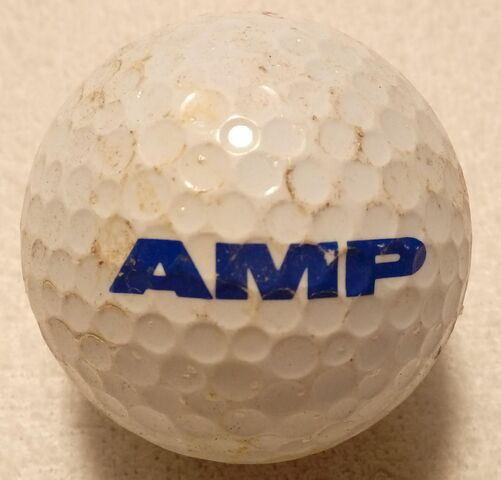 PELOTA DE GOLF AMP - foto 1