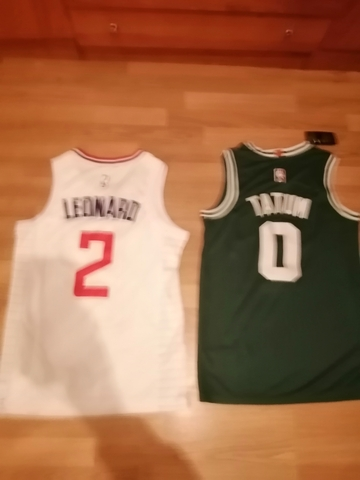 VENDO 2 CAMISETAS NBA CLIPPERS LEONARD Y - foto 3