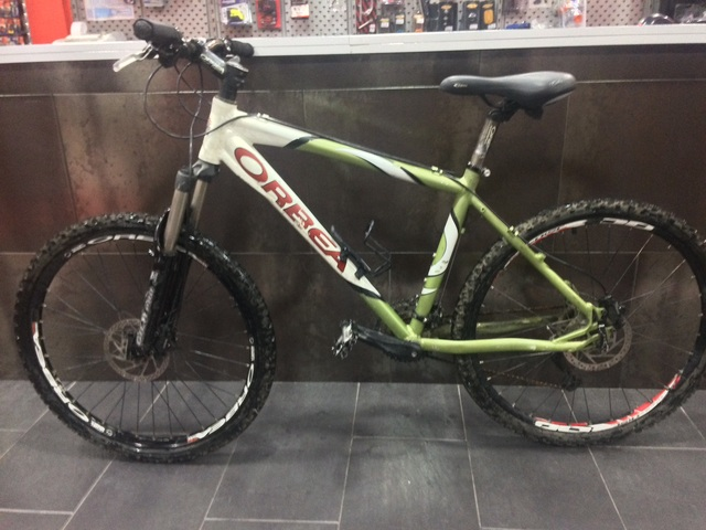 "Bici Orbea Tuareg 26"""