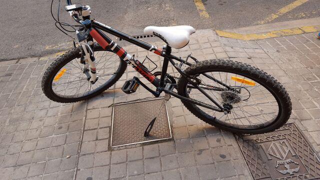 Bici De Montaña Rockrider Para Niño 24 P