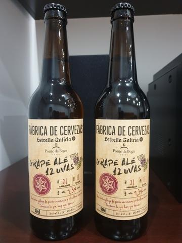 Estrella Galicia 12 Uvas