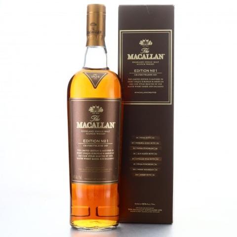 Compro Macallan Colección