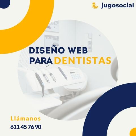 DISEÑO WEB PARA #DENTISTAS - foto 1