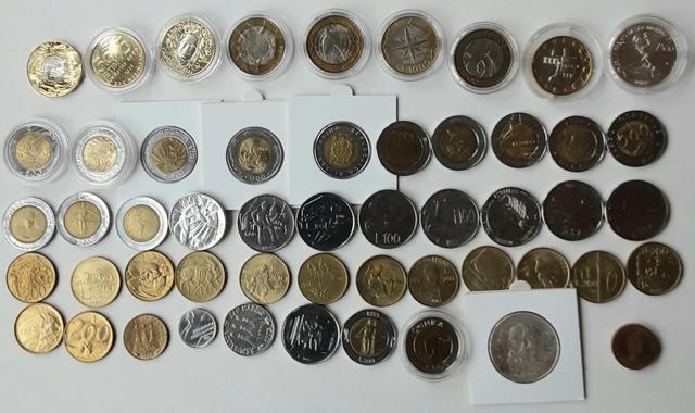Coleccion De Monedas De San Marino. 51 M