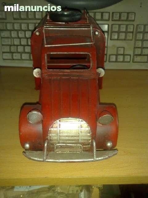 Citroen 2 Cv Rojo Chapa, Tipo Rico, Paya