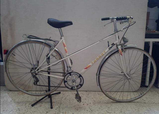 Bicicleta De Paseo Torrot