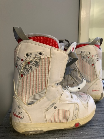 Botas Snowboard Salomón