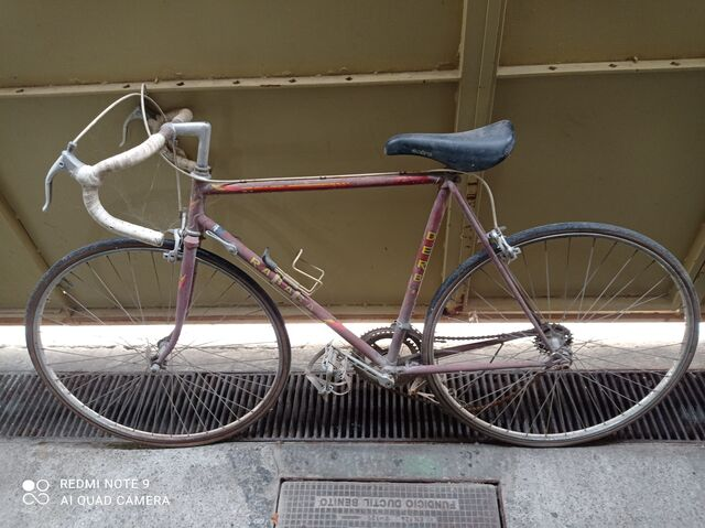 Bicicleta Derbi