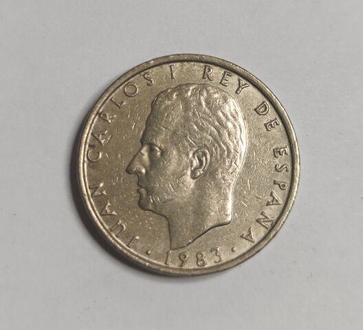Moneda 100 Pesetas 1983