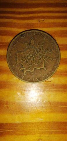 10 Francs 1976