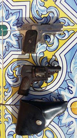 Pistola Y Revolver Coleccion