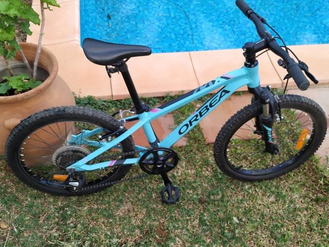 Bici Niño Orbea 20 Pulgadas