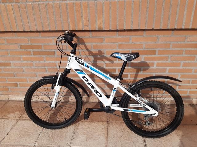 Bicicleta 20\' Aluminio