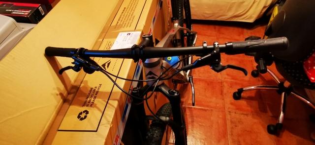 Vendo Bicicleta De Montaña Merida