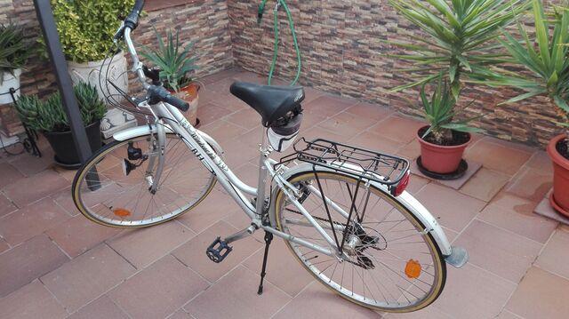 Vendo Bicicleta Bh De Paseo