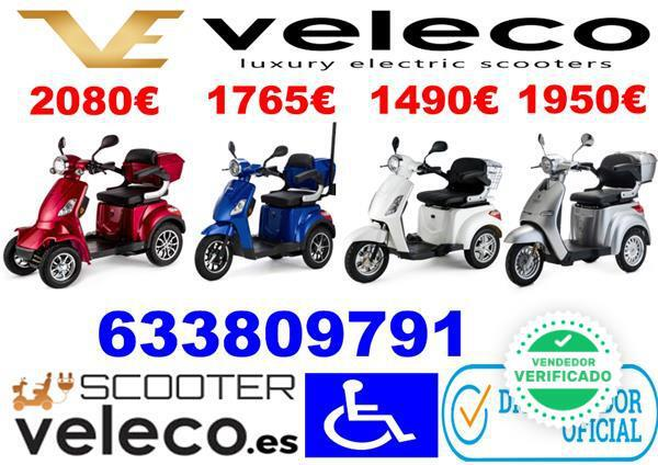 SILLA ELECTRICA SCOOTER ELECTRICOS - foto 1