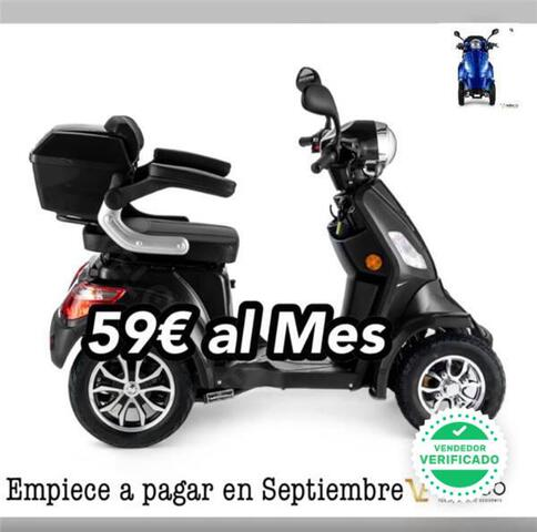 SILLA ELECTRICA SCOOTER ELECTRICOS - foto 3