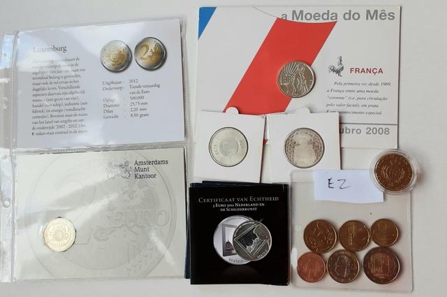 Selección De Monedas De Euro. \N5 De 5