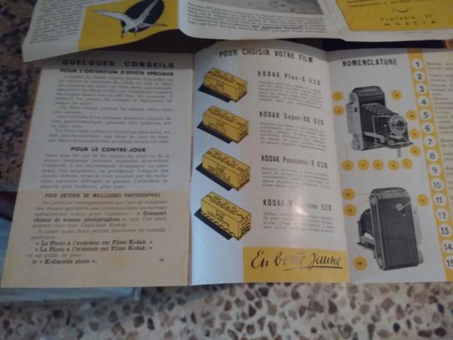CÁMARA COMPACTA CON FUELLE KODAK - foto 7